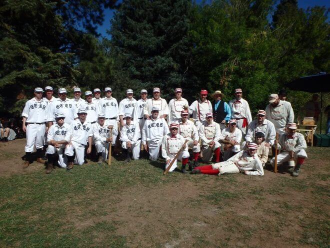 Labor Day Vintage Base Ball Game