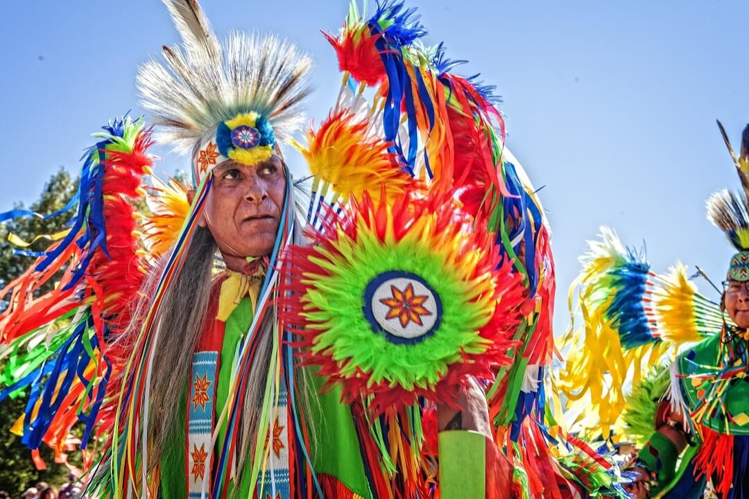 Save the Date! 10th Annual Powwow Sept 21, 2019