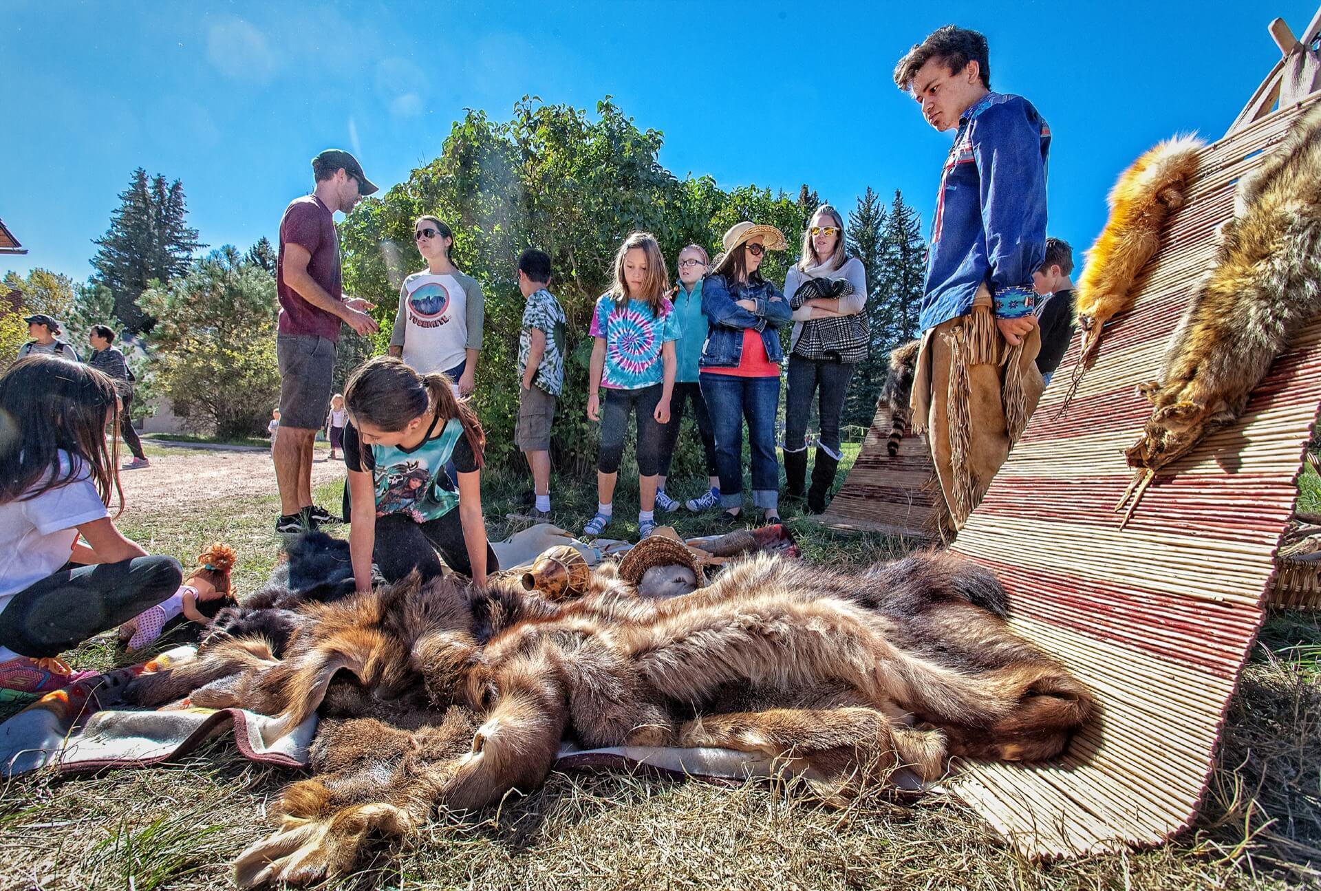 Cancelled- Spring Colorado Living History School Program- Full