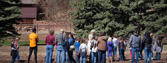 Colorado Living History School Program