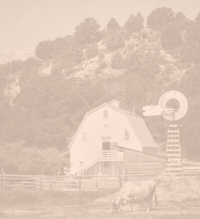 Vintage photo of The Rock Ledge Ranch